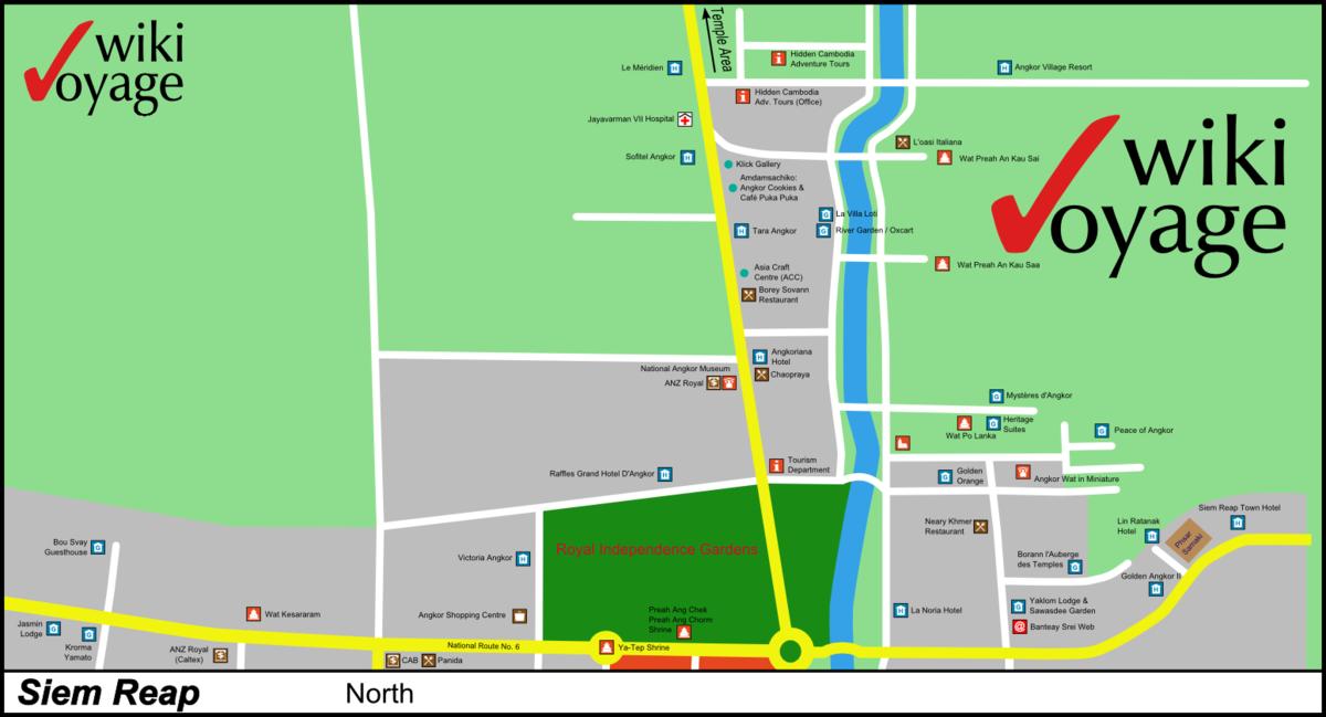 Suche Hotel Angkor Village Resort Siem Reap