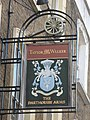 Sign for The Dartmouth Arms, York Rise, NW5 - geograph.org.uk - 1446926.jpg