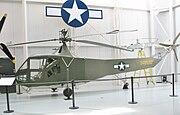 Sikorsky R-4B U.S. Army Aviation Museum