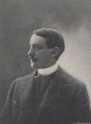 Samuel B. Newton - Newton pictured in La Vie 1900, Penn State yearbook