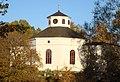 Silvbergs kyrka oktober 2008 från vägen.jpg