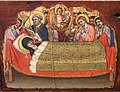 Simone dei crocifissi, sette episodi della vita di maria1396-98 ca, da polittico cospi in s. petronio 06.jpg