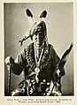 Sioux Family, Iowa Tribe, John Grant, Chief, 1900, Smithsonian 1901.jpg