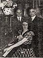Sir Isaac Isaacs, Edna Davis, and John Isaacs.jpg