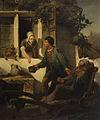 Sir Lawrence Alma-Tadema, RA, OM - The Blind Beggar - Walters 372761.jpg