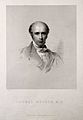 Sir Thomas Watson. Stipple engraving by F. Holl, 1854, after Wellcome V0006635.jpg