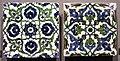 Siria, damasco, mattonelle quadrate, 1550-1650 ca..JPG