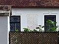 Sittendorf 12 - herrschaftlicher Gutshof - Sgraffito 1585.jpg