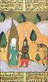 Siyer-i Nebi - Hamza ibn Abd-ul-Mutallib bekennt sich zum Islam.jpg