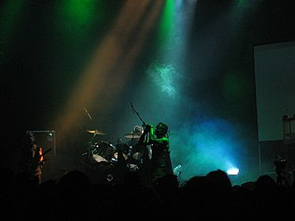 Skinny Puppy - Skinny Puppy performing live at the London Astoria in 2005