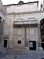 Skočibučić-Lukaris Palace, Peristil, Split 20210421 001.jpg