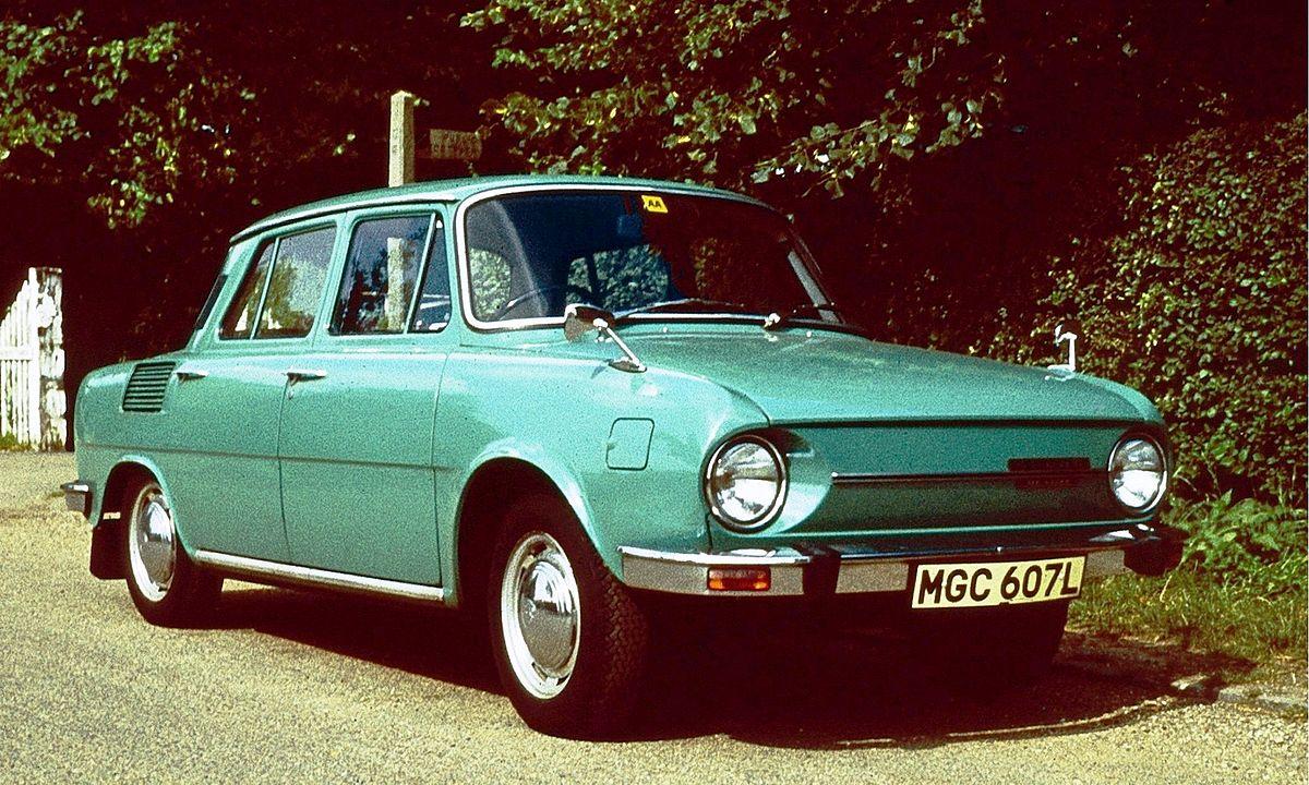 Image of Skoda S110 R/T 426 7.0 V8 Hemi - [1974]