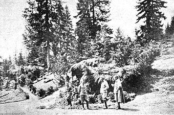 Skrito bivališče avstro-ogrski častnikov na soški fronti.jpg