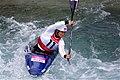 Slalom canoeing 2012 Olympics W K1 RUS Marta Kharitonova (2).jpg