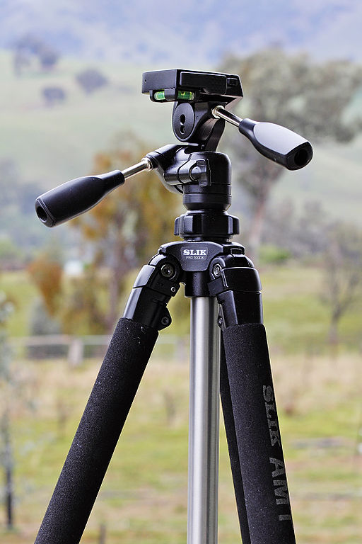 Slik Pro 700DX tripod image by Fir0002/Flagstaffotos