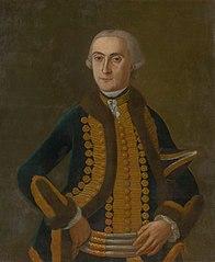 Portrait of L. Berzeviczy