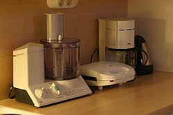 meaning of home appliance