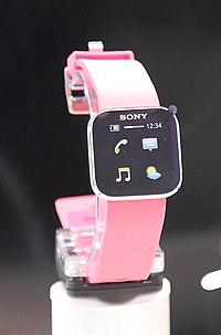 Sony SmartWatch - Wikipedia