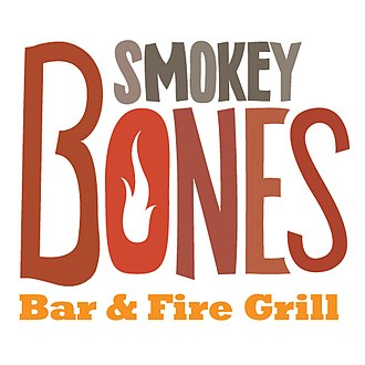 Smokey Bones - Image: Smokey bones logo