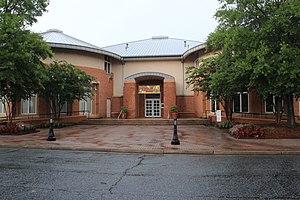 Smyrna Public Library - Image: Smyrna Georgia Public Library