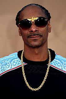 Snoop Dogg American rapper