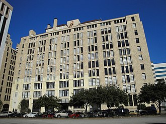 Santa Fe Terminal Complex - Image: Soco Lofts Dallas