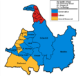 Solihull UK local election 1999 map.png