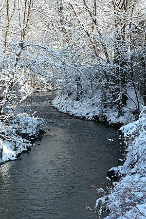 Fairview Township, Luzerne County, Pennsylvania - Solomon Creek (which flows through Fairview Township)