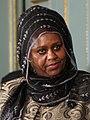 Somali Foreign Minister Fawzia Yusuf H. Adam (cropped).jpg