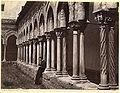 Sommer, Giorgio (1834-1914) - n. 1326 - Monreale chiostro - palermo.jpg