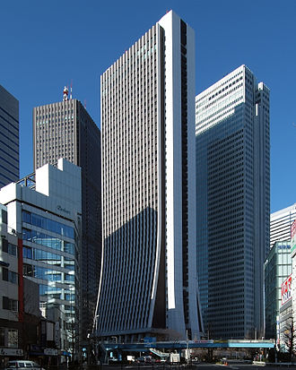 Sompo Japan Building - Image: Sompo Japan Head Office Building 2009 02