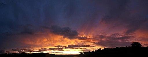 Sonnenuntergang - panoramio - Augenstein