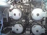 Sottomarino enrico toti - museo della scienza e della tecnica - milano - camere stagne x siluri - 2.jpg
