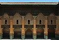 South-west interior facade of the Ben Youssef Madrasa, Morocco (1).jpg