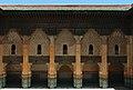 South-west interior facade of the Ben Youssef Madrasa, Morocco (1).jpg