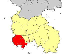 South Ossetia rayons and capital Znaur.PNG