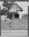 South front - 2015 Woodland Avenue (Cottage), Des Moines, Polk County, IA HABS IOWA,77-DESMO,29-2.tif