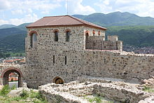 Southeast church-tower (8), Peshtera, Bulgaria.jpg