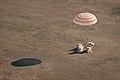 Soyuz TMA-20 landing.jpg