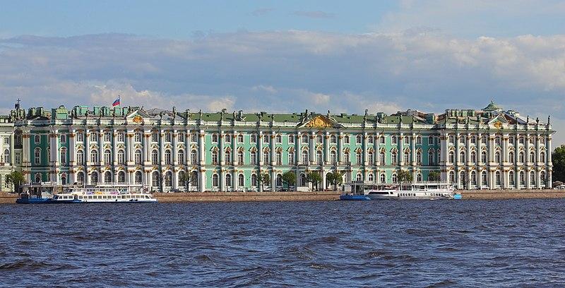 Museo del Hermitage (San Petersburgo – Rusia)