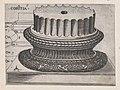 Speculum Romanae Magnificentiae- Corinthian base MET DP870167.jpg