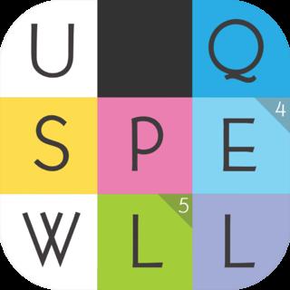 <i>SpellTower</i> 2011 puzzle video game