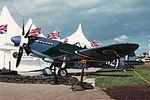 Spitfire Mk XIV at 1990 Oshkosh Air Show Flickr 337119197.jpg