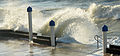 Splashing water wavesin Wimereux 2014 12 25 vague 4752.JPG