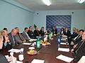 Spotkanie zorganizowane przez Grzegorza Schetynę - Świdnica, Dolnośląskie (27.11.2012) (8250226478).jpg