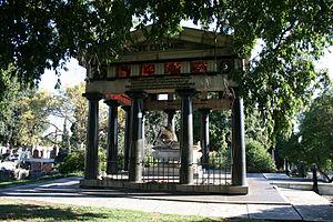 Harold Desbrowe-Annear - Springthorpe Memorial, Booroondara Cemetery