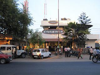 Goundampalayam Neighbourhood in Kongu Nadu, Tamil Nadu, India