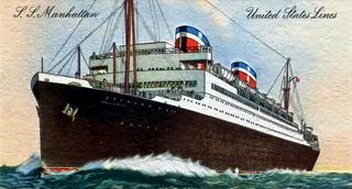 SS <i>Manhattan</i> (1931)