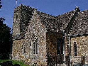 Adlestrop - Image: St.Mary Magdalene Adlestrop geograph.org.uk 108665