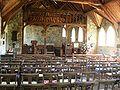 St. Agnes' Church, Freshwater interior.JPG